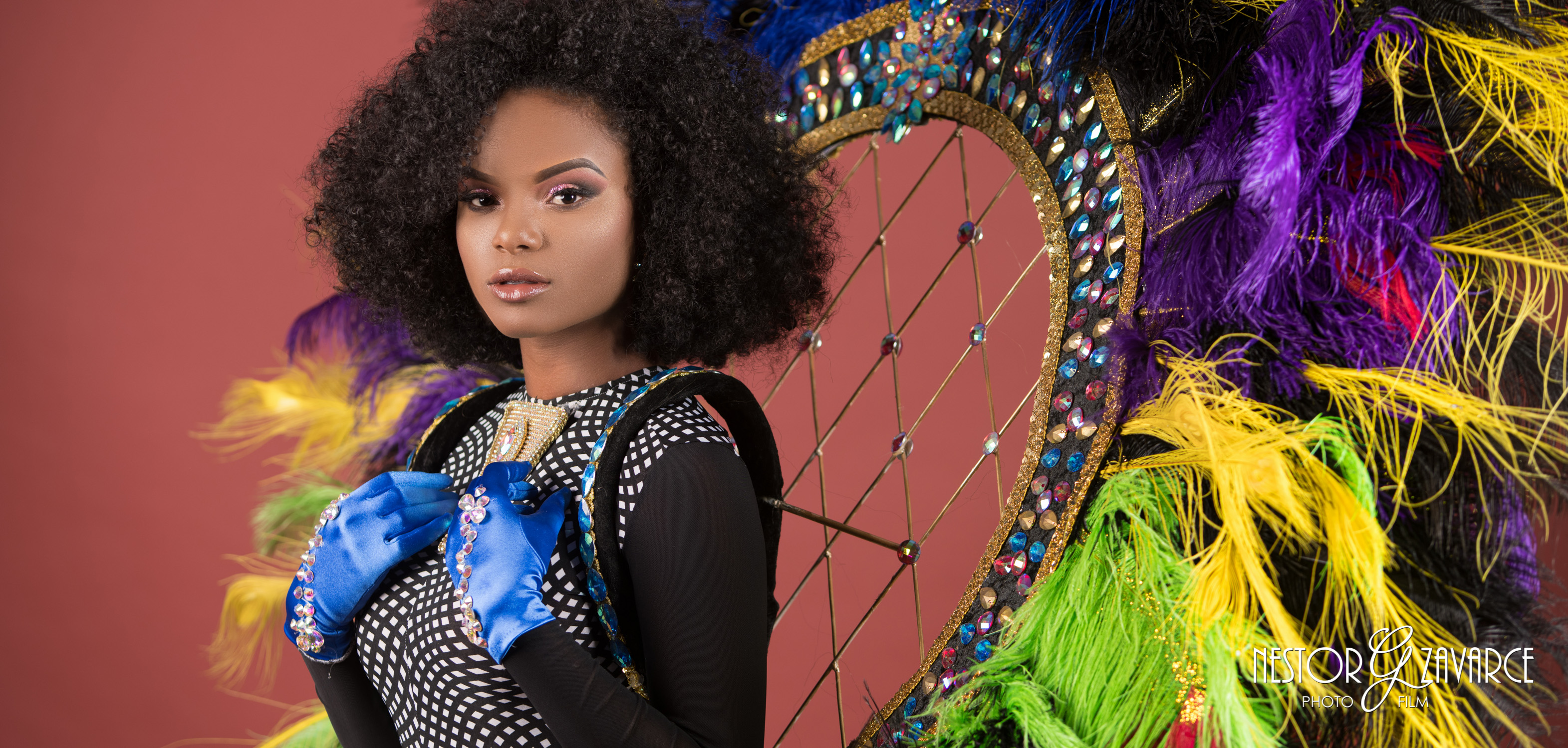 Miss Curacao Teenager 2019 | Samba shoot - Nestor G Zavarce Photo & Film